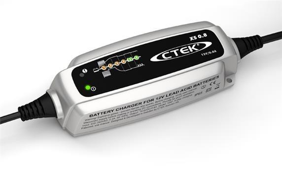 Batteriladdare CTEK XS 0.8 EU12V
