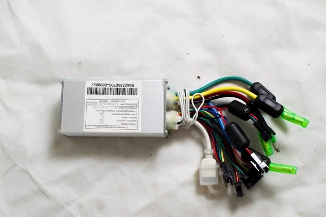 Kontrollbox 3vxl 2012-13 med walk-knapp