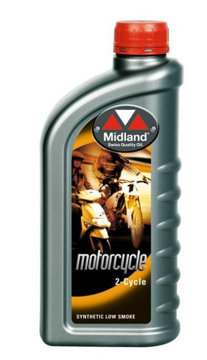 Midland MC 2-cycle Low Smoke 12 x 1L
