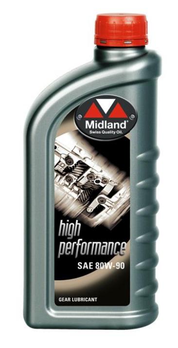 Midland 80w-90 High Performance 12 x 1L