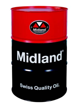 Midland 80w-90 High Performance 1/1 fat 205L