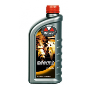 Midland MC 2-cycle Low Smoke 12 x 1L