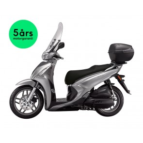 Kymco People S 200i ABS Silver EURO5